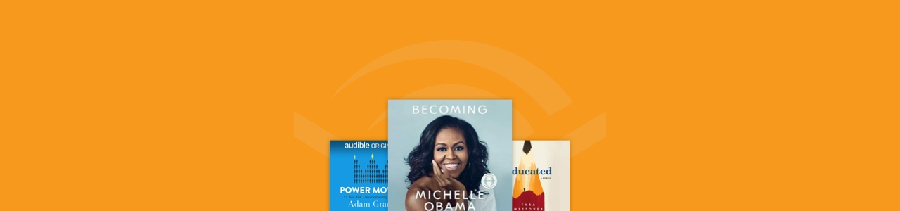Dig Into Audible