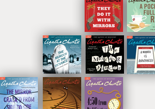 Solve Murders with Accidental Sleuth Miss Marple