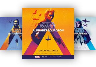 Alphabet Squadron Trilogy