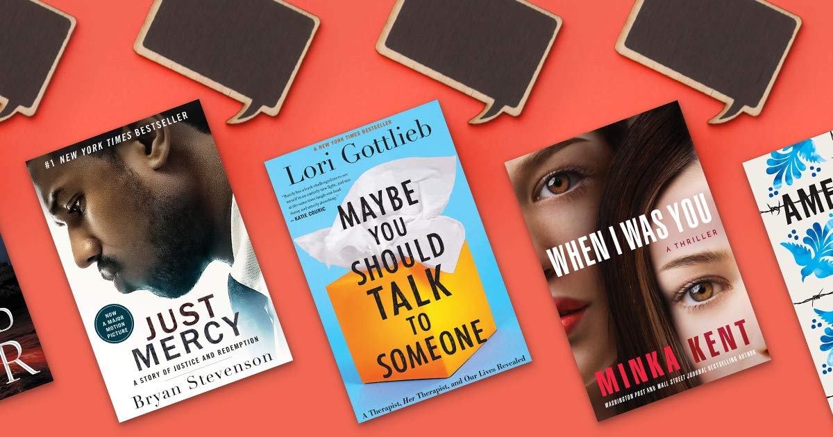 Conversation starters: 8 books readers can't wait to (virtually) talk about