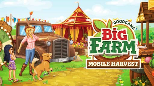 Big Farm: Mobile Harvest: Seaweed Fertilizer