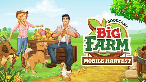Big Farm: Mobile Harvest: Profile picture