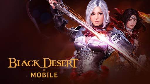 Black Desert Mobile: 28 Days Plus Chest
