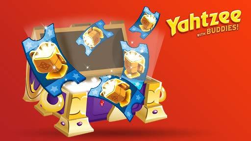 Yahtzee With Buddies: 'Tournament Mode Master' Giveaway