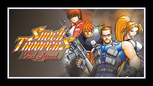 Shock Troopers 2nd Squad