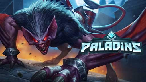 Paladins: Shadow Stalker Mount