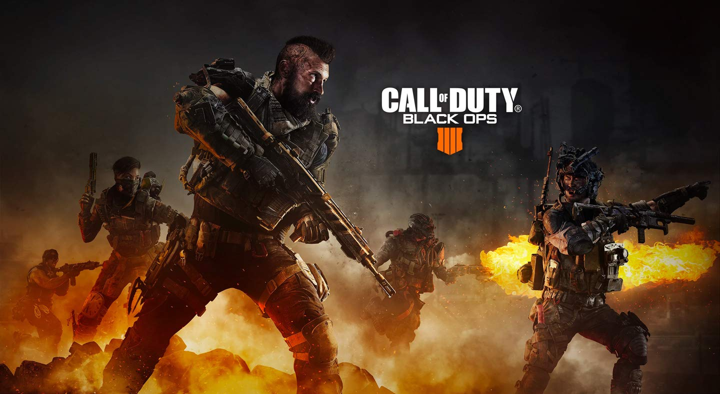 Twitch Prime | Call of Duty: Black Ops 4