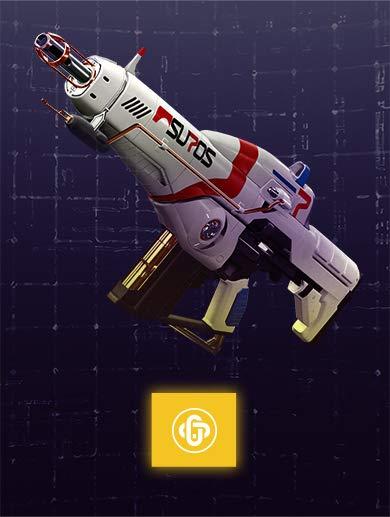 Coup de Main Weapon Ornament