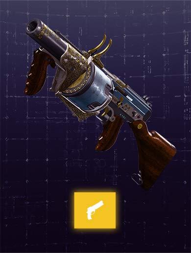 The Prospector Grenade Launcher