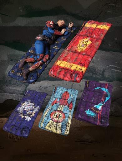 Sleeping Bag Set
