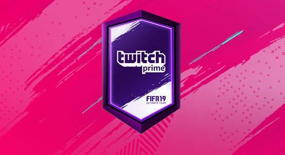 Twitch Prime | FIFA 19