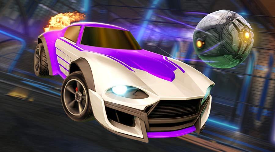 Twitch Prime Rocket League