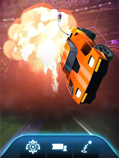 Tactical Nuke Goal Explosion