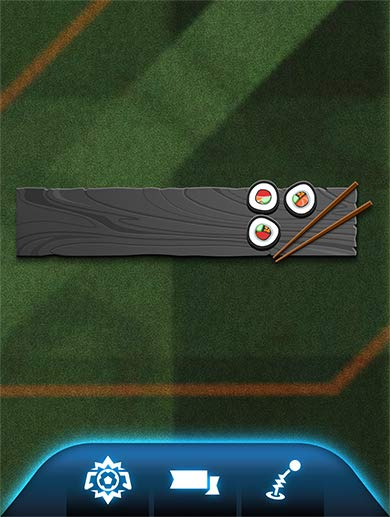 Sushi Board Player Banner