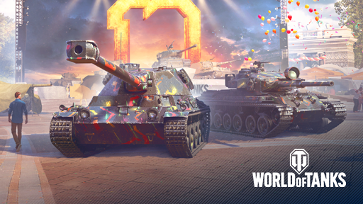 World of Tanks: Care Package Dime & Captured King Tiger Tank
