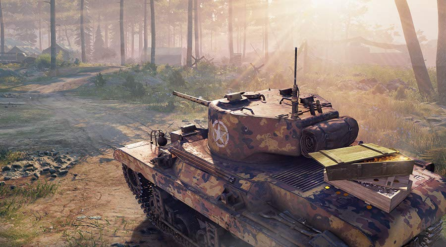 Twitch Prime | World of Tanks Starter Pack