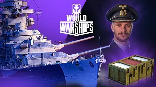 Premium Battleship Tirpitz for Rent