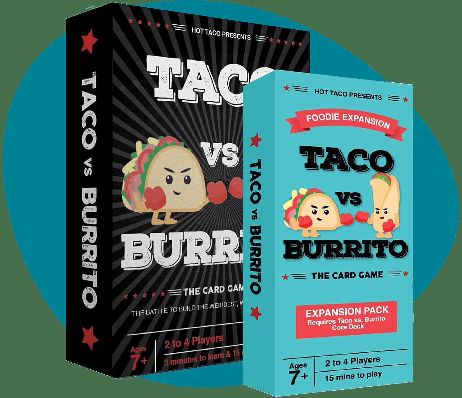 Taco Vs. Burrito game