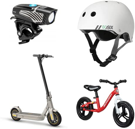 Up to 31% off Scooters and Bikes from Segway, Schwinn, and more
