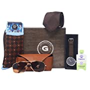 Amazon #DealOfTheDay: Save 55% on first Gentlemen's Box: classic men's looks for you
