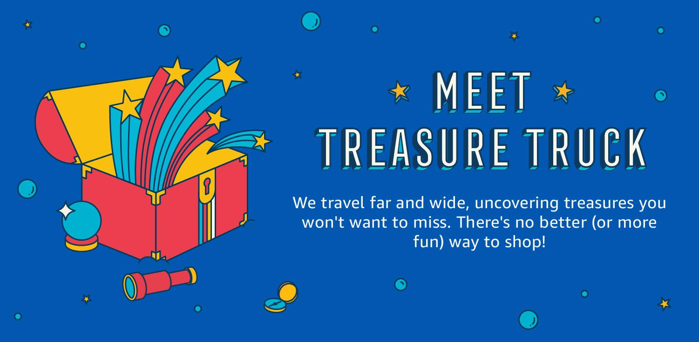 Amazon com: Treasure Truck