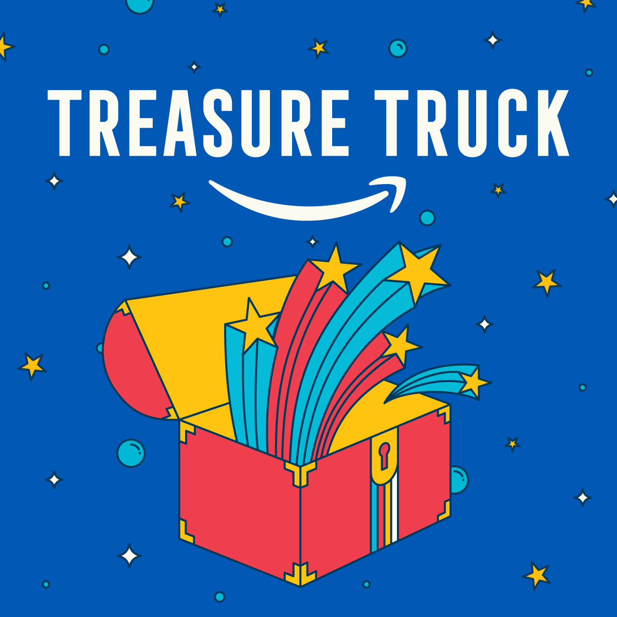 Amazon com: Treasure Truck
