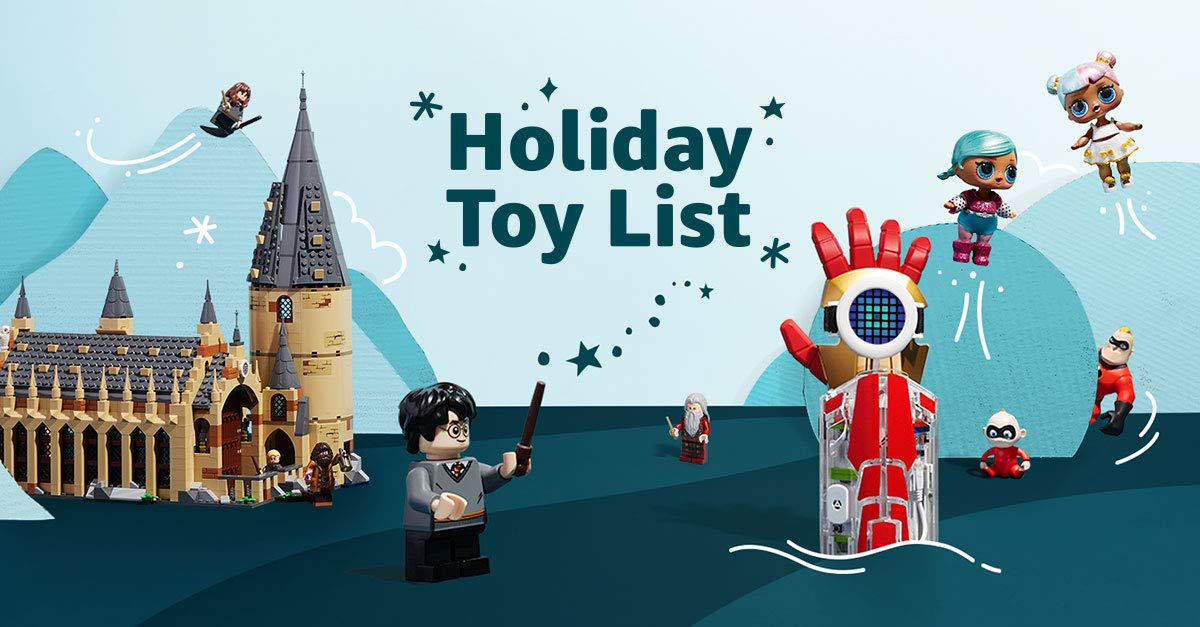 Hot Toy List For Christmas 2019 Holiday Toy List 2018