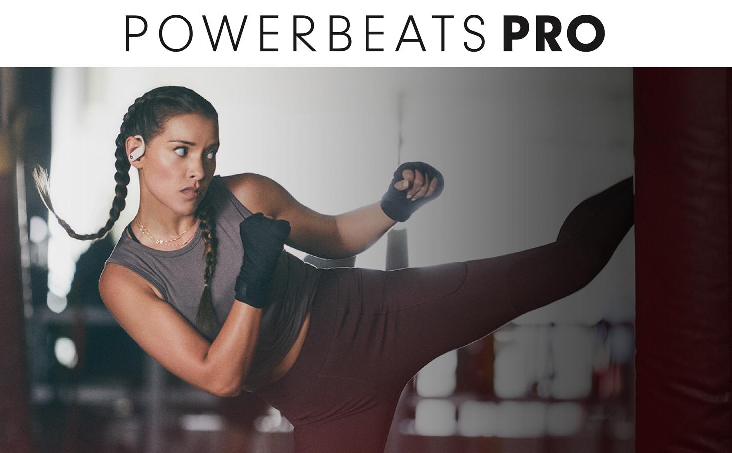 Powerbeats Pro Truly Wireless