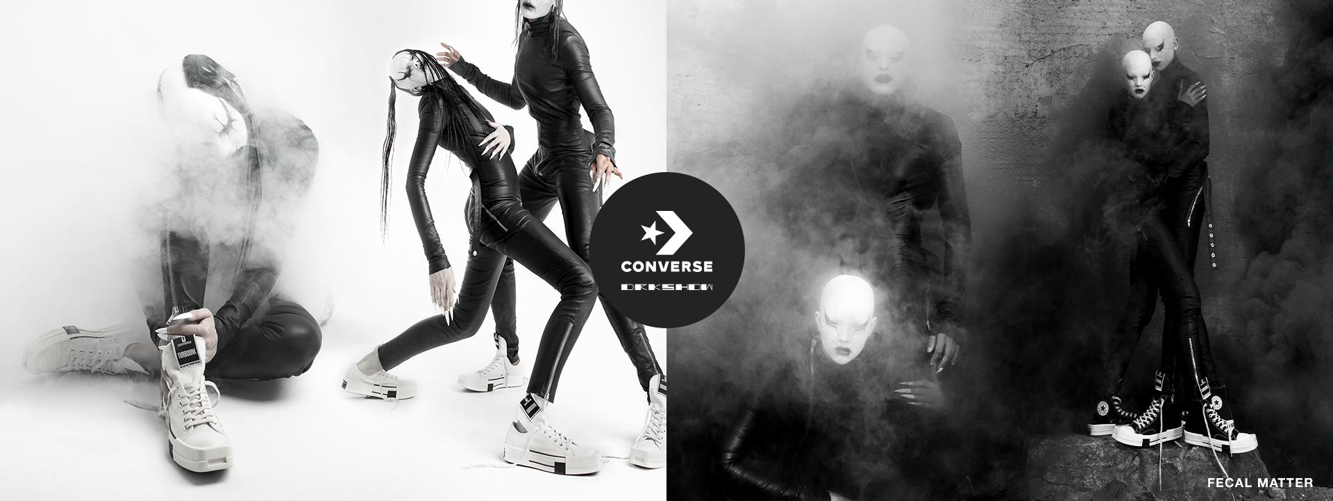 Converse x DRKSHDW