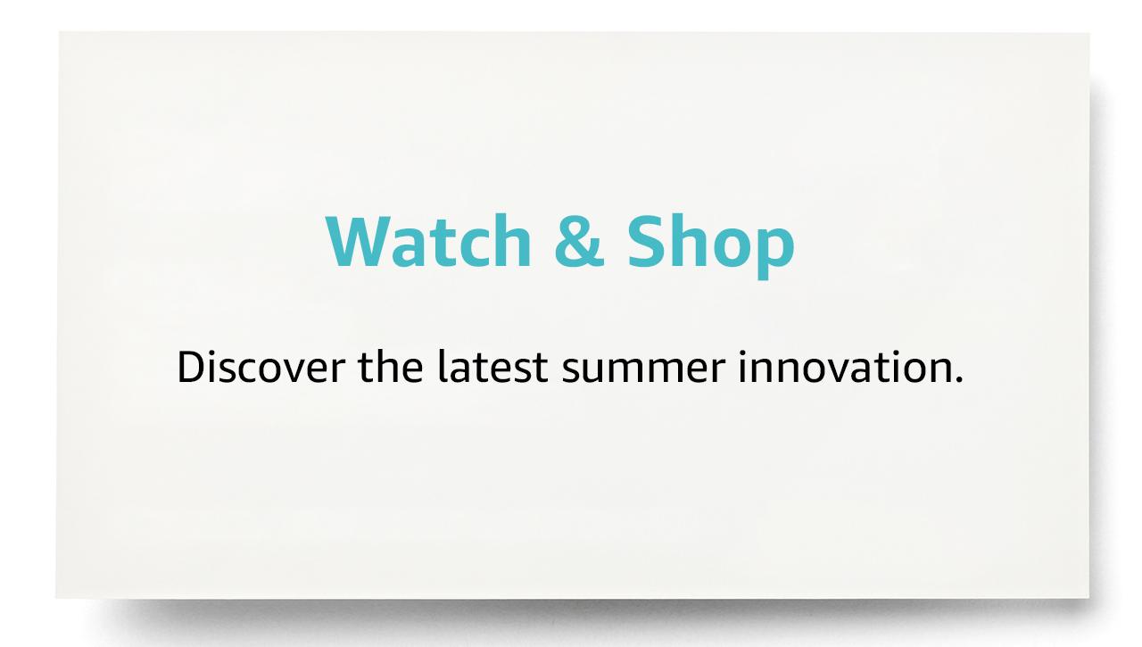 9a8bd971aeb Amazon Launchpad Summer Vacation Essentials @ Amazon.com