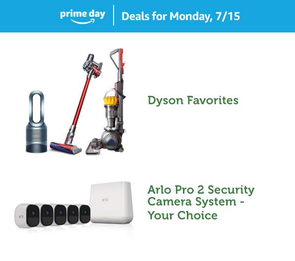 Deals for Monday, 7/15