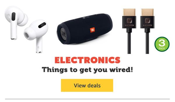 Garage Sale - Electronics