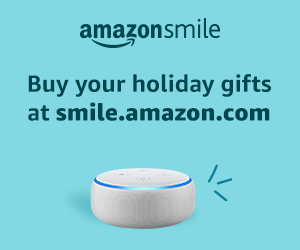 Buy your holiday gifts at smile.amazon.com