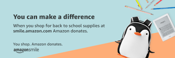 AmazonSmile Helps Our Classical School