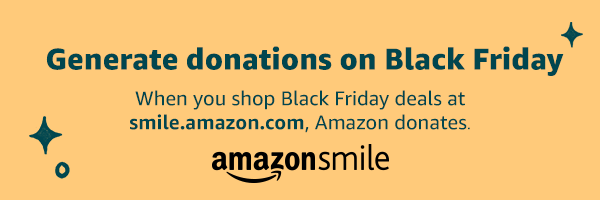 Buy at smile.amazon.com and Amazon will donate to the Latino Commission on AIDS