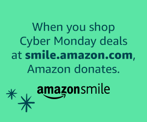 Amazon Smiles Cyber Monday 2019