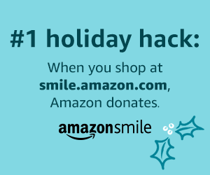 Support Mercy Crew with Amazon Smile
