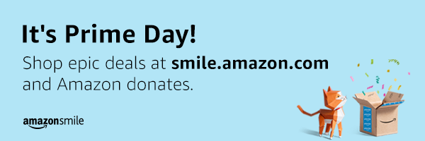 Shop deals at smile.amazon.com for Prime Day