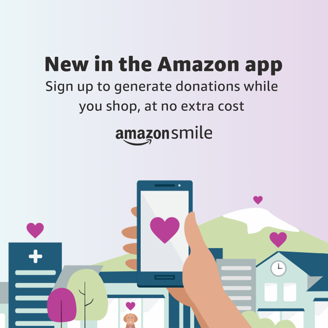 Shop at Amazon and support our CEP Program!