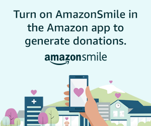 Support your favorite charity with every eligible AmazonSmile purchase from your phone or computer.