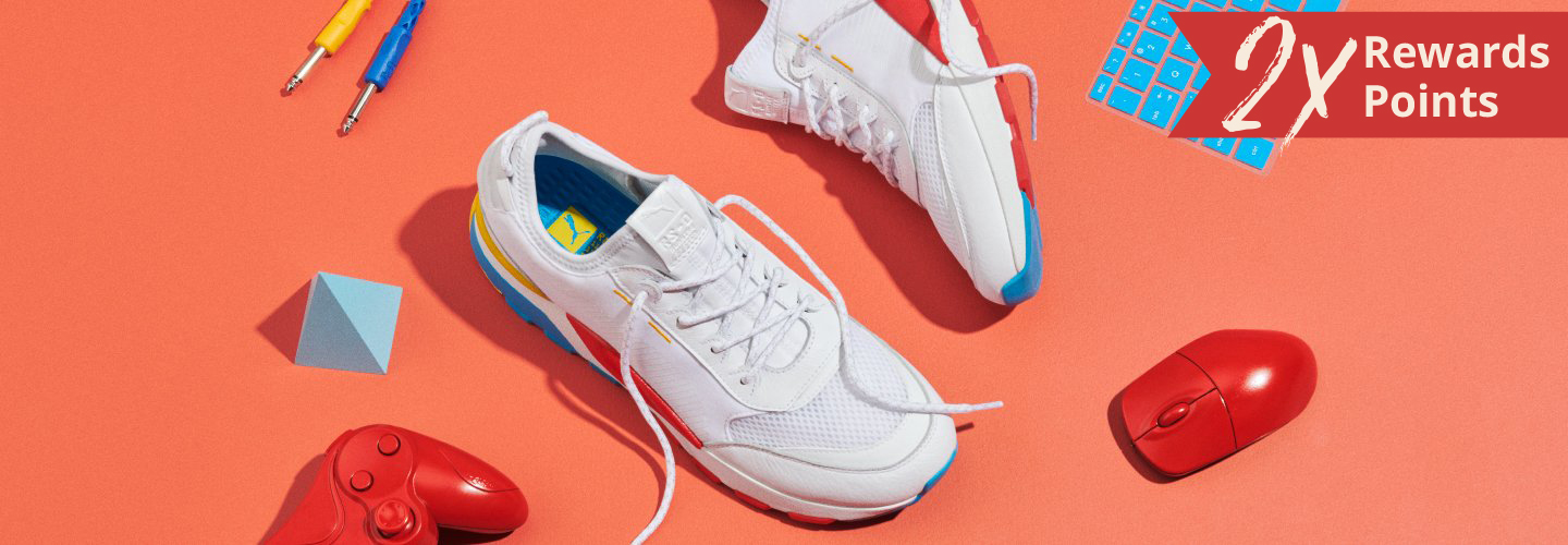 Image link to shop the Puma Collection
