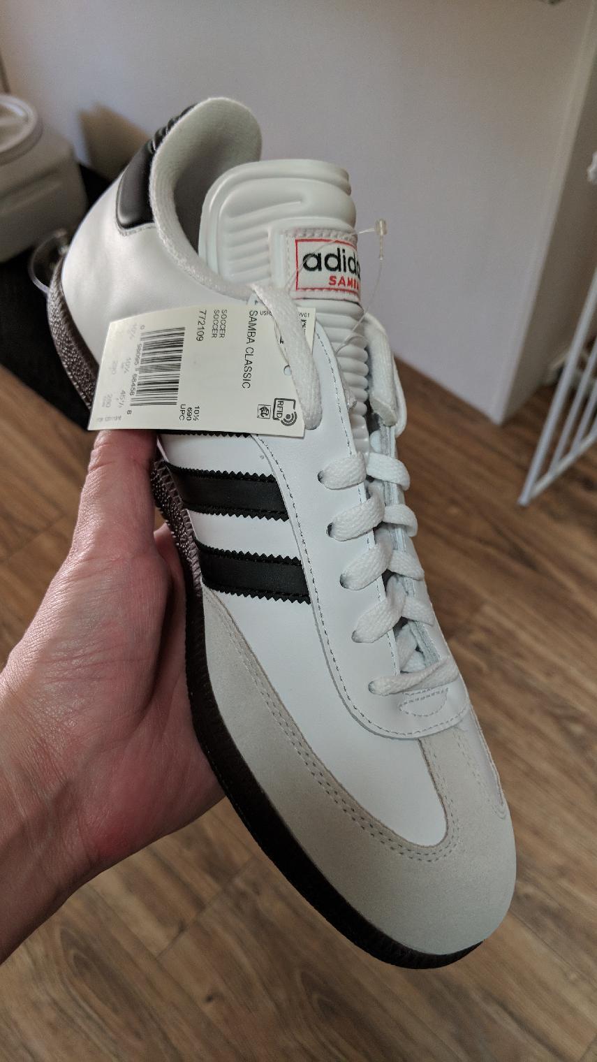 37b2e9cc88dabc adidas Samba® Classic | Zappos.com