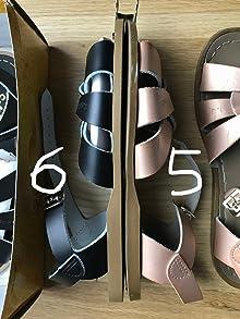 3ad4a5bbb5344 Salt Water Sandal by Hoy Shoes The Original Sandal (Big Kid/Adult ...