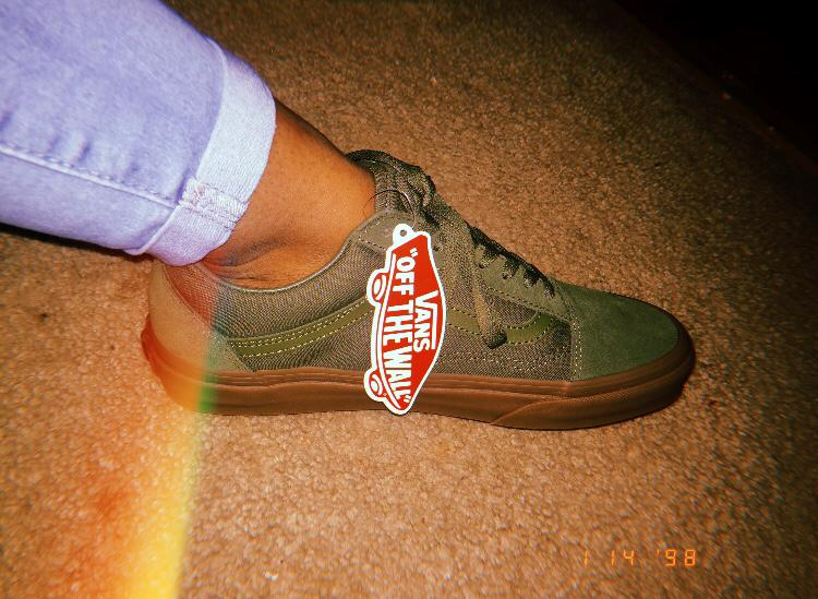vans old skool laces too long