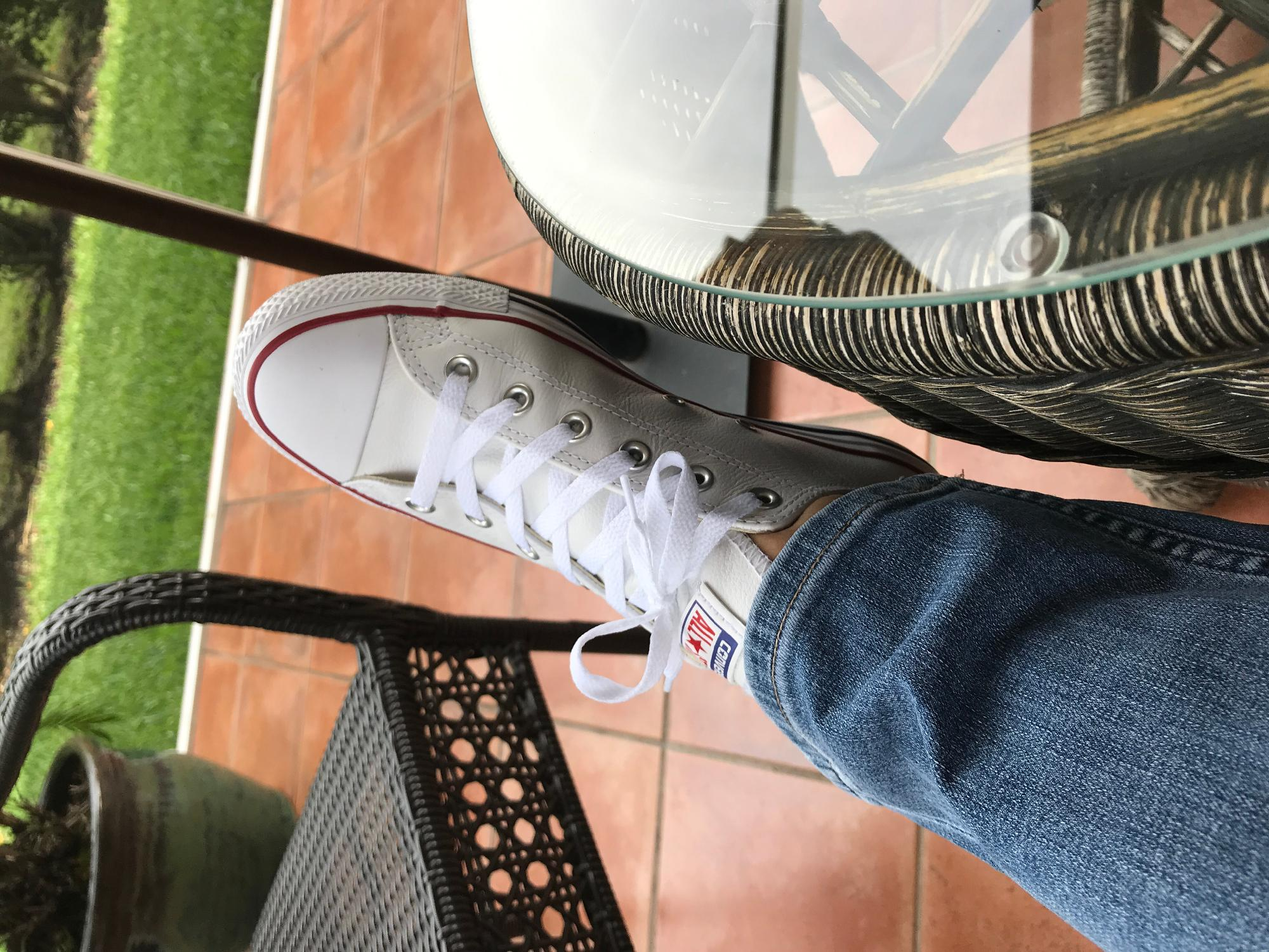 088ef36f83d506 Converse Chuck Taylor® All Star® Leather Ox Reviews