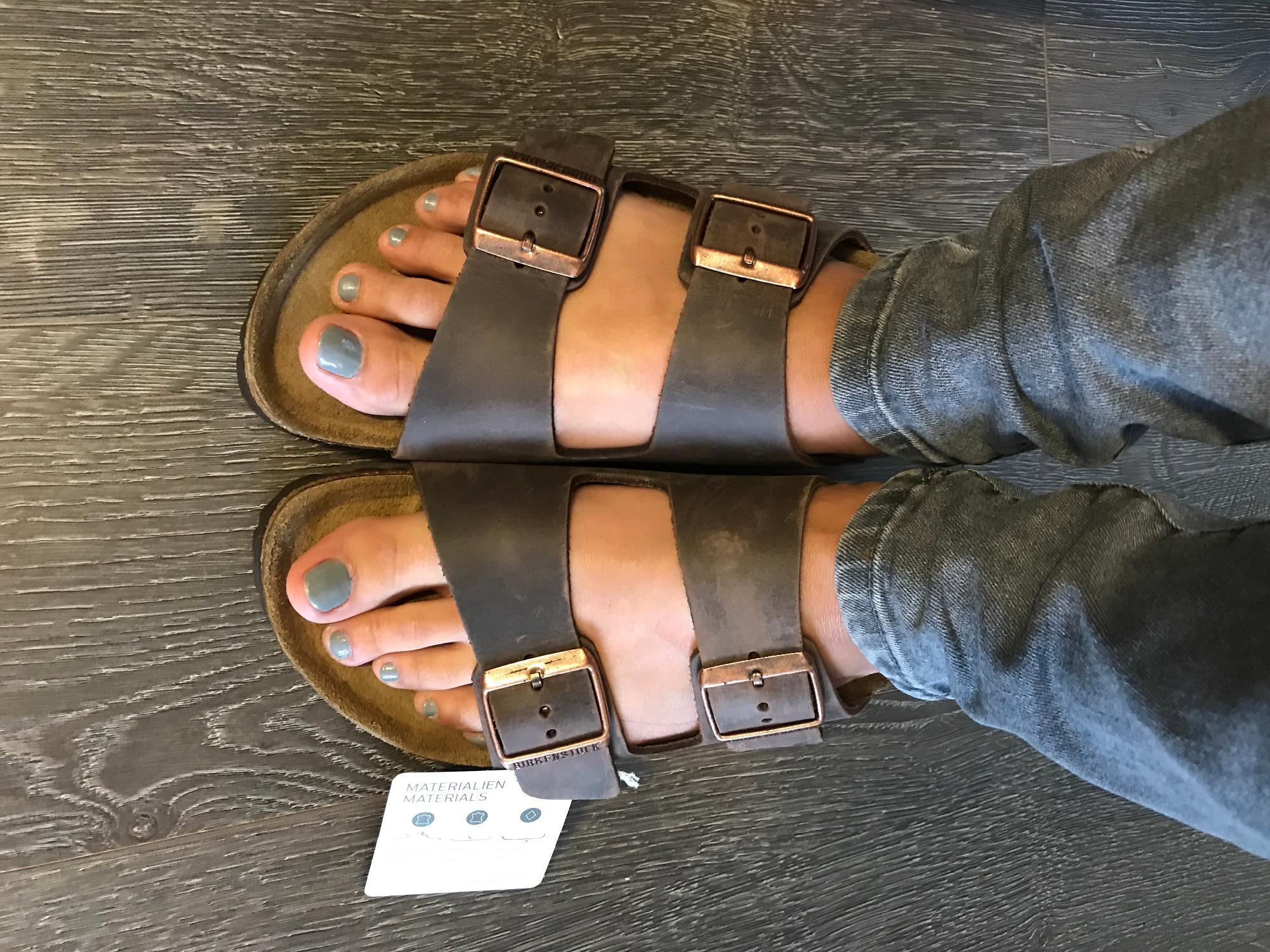 62005b80c Birkenstock Arizona - Oiled Leather (Unisex) Reviews