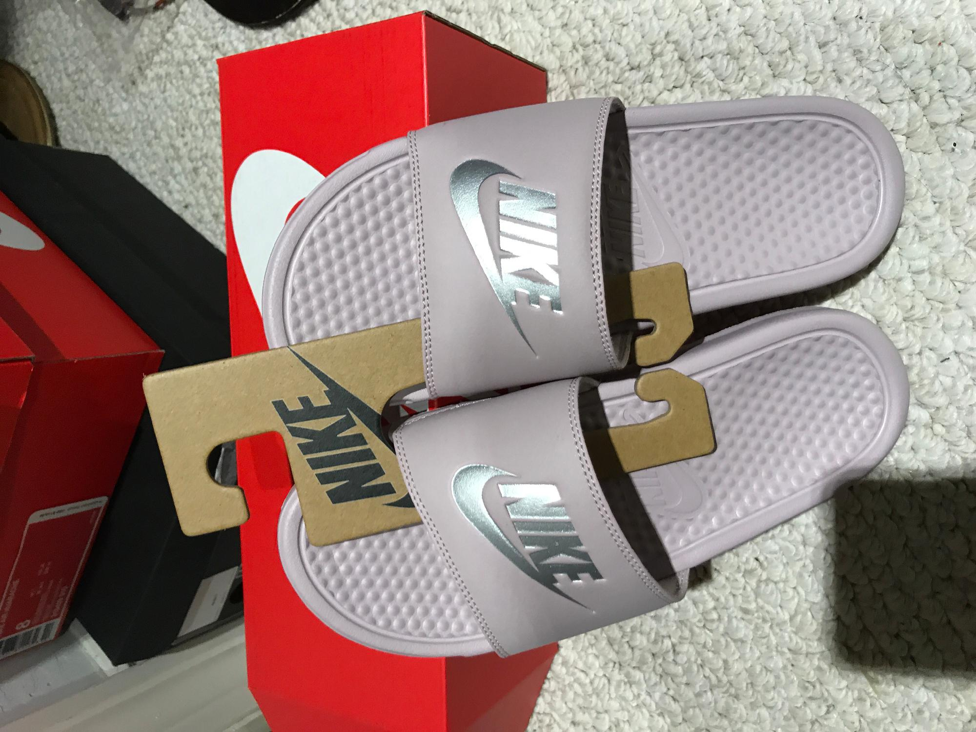 85bff2f06b40 Nike Benassi JDI Slide Reviews