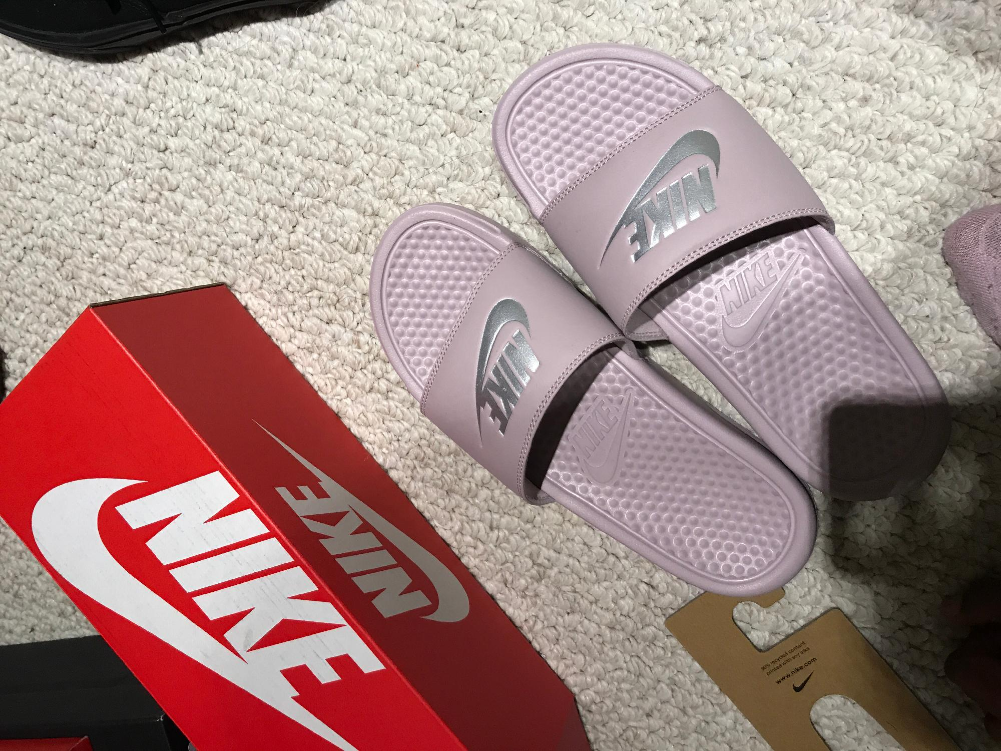 71b431eb37f7 Nike Benassi JDI Slide Reviews