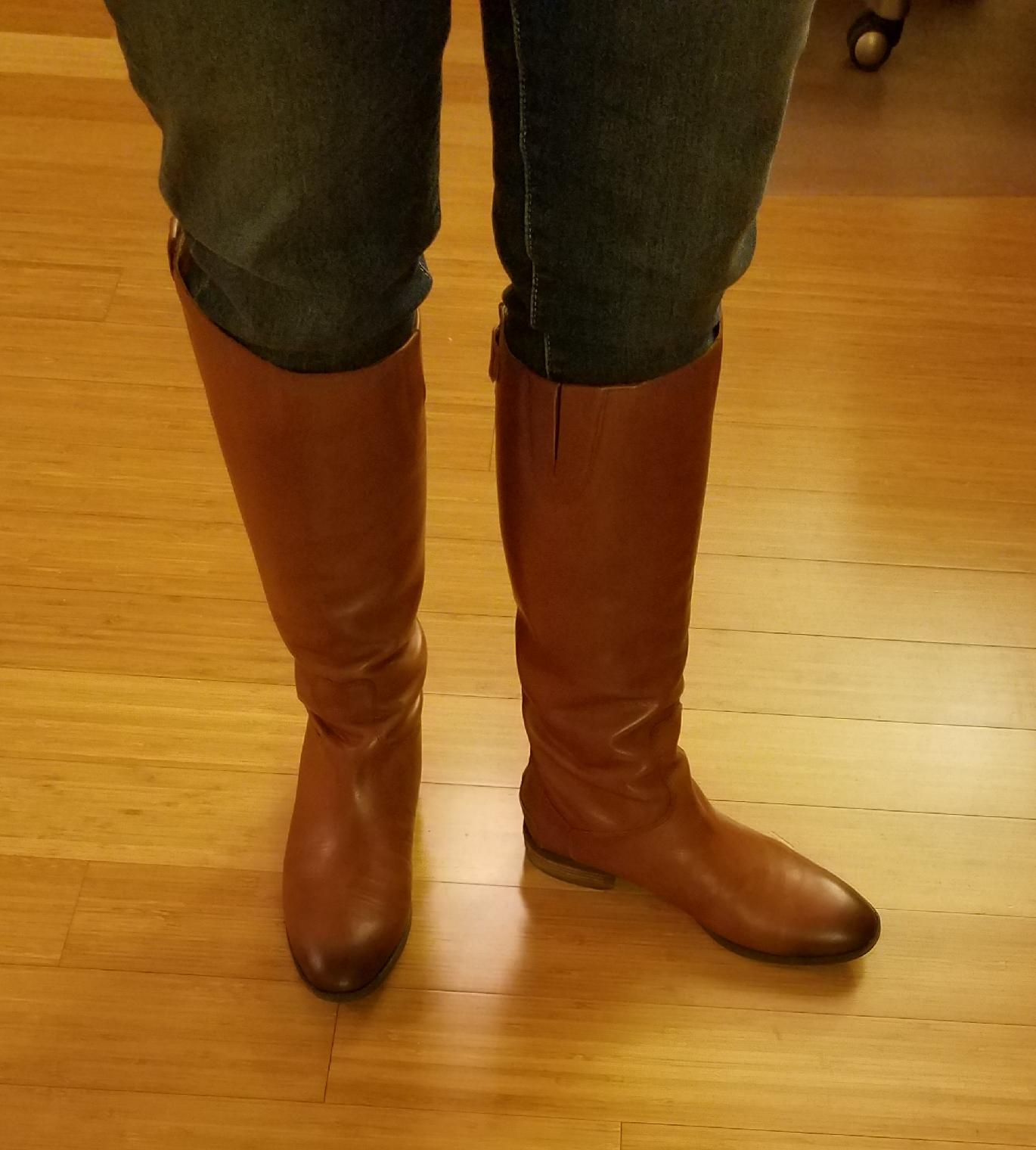 115f05b70fe Sam Edelman Penny Leather Riding Boot Reviews