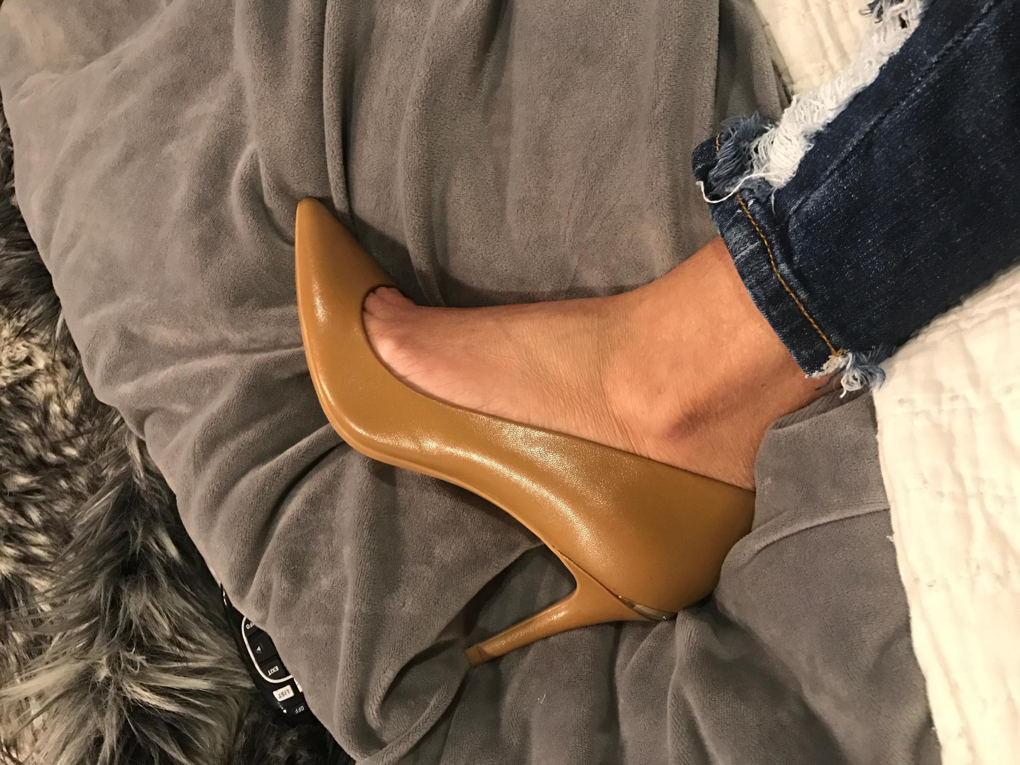 2c3fa8d546 Calvin Klein Gayle Pump at Zappos.com